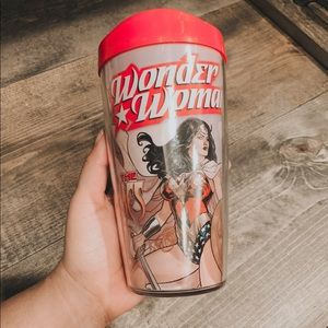 Other - Wonder Woman Tumbler